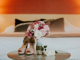 La boda de Claudia y Cosmin 1