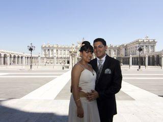La boda de Santiago  y Anggie
