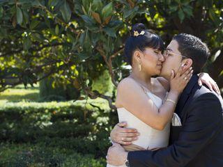 La boda de Santiago  y Anggie  2
