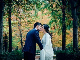 La boda de Marga y David 1