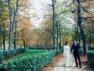 La boda de Marga y David 2