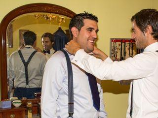 La boda de Virginia  y Eduardo  2