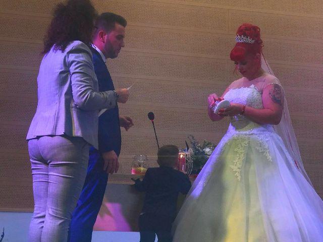 La boda de Esteban y Ainhoa en Estación De Cartama, Málaga 9