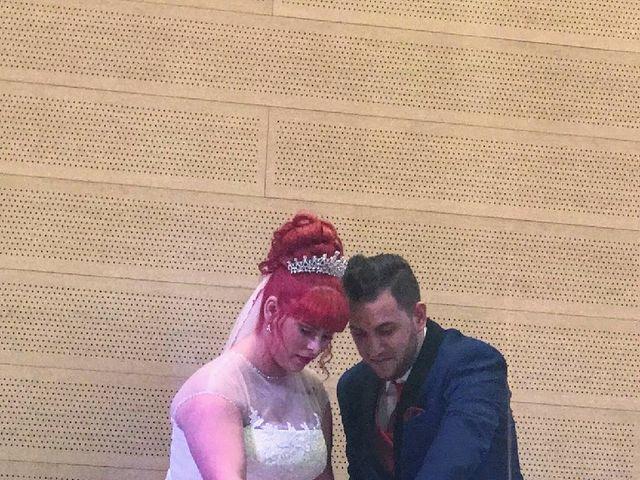 La boda de Esteban y Ainhoa en Estación De Cartama, Málaga 10