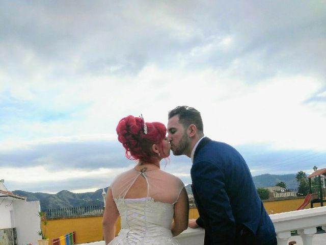 La boda de Esteban y Ainhoa en Estación De Cartama, Málaga 2