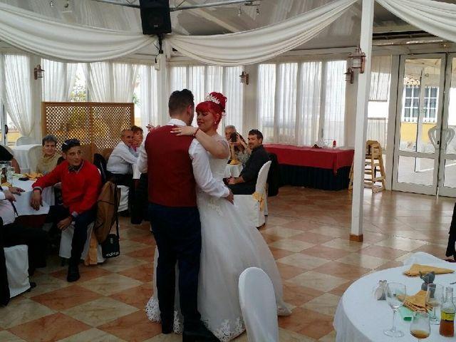 La boda de Esteban y Ainhoa en Estación De Cartama, Málaga 14