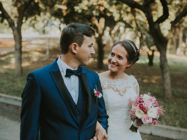 La boda de Cosmin y Claudia en Onda, Castellón 36