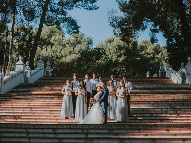 La boda de Cosmin y Claudia en Onda, Castellón 43