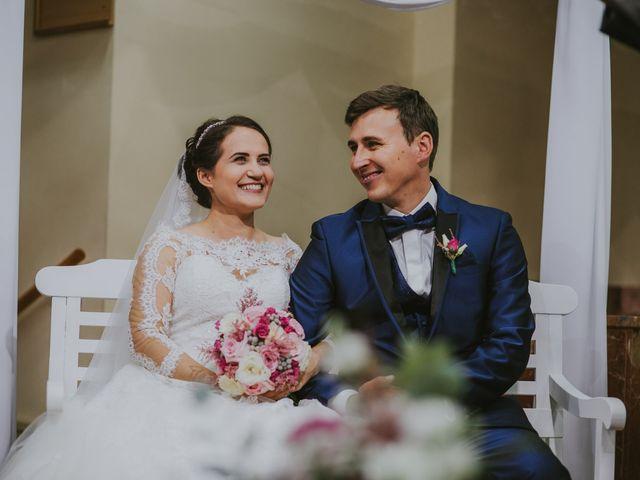 La boda de Claudia y Cosmin