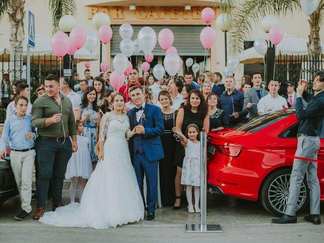 La boda de Cosmin y Claudia en Onda, Castellón 102