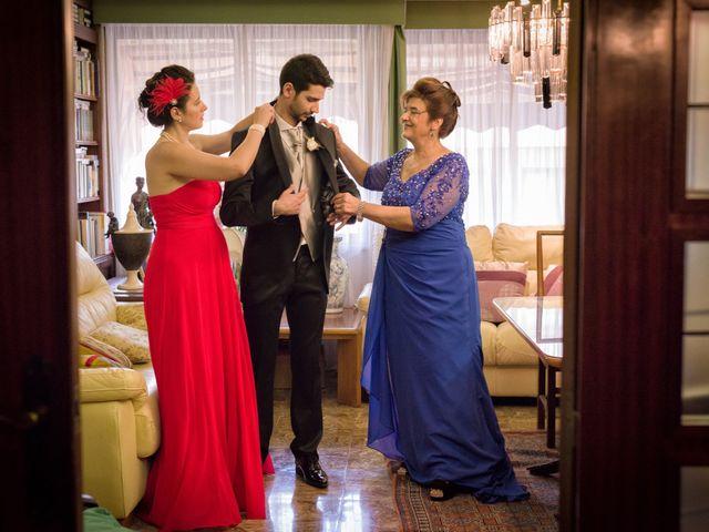 La boda de Alberto y Clara en Elx/elche, Alicante 5