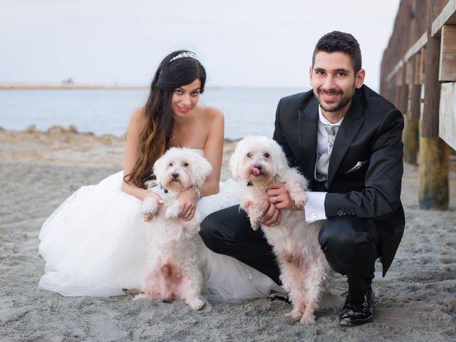 La boda de Alberto y Clara en Elx/elche, Alicante 23