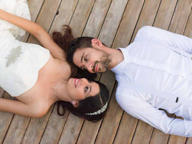 La boda de Alberto y Clara en Elx/elche, Alicante 24