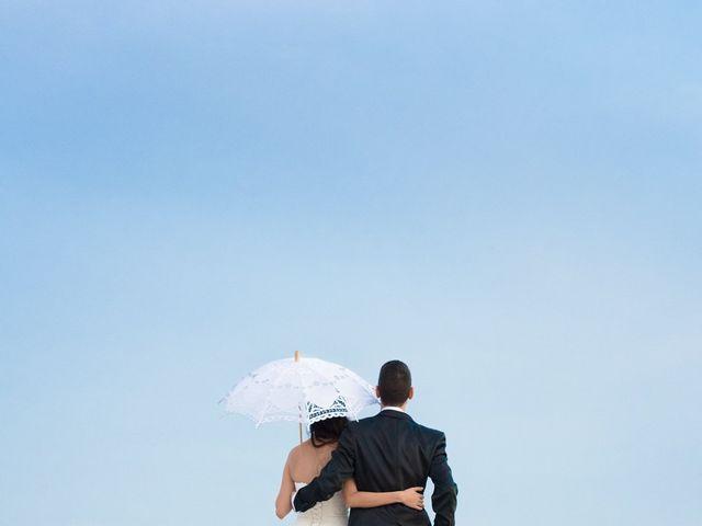 La boda de Alberto y Clara en Elx/elche, Alicante 25