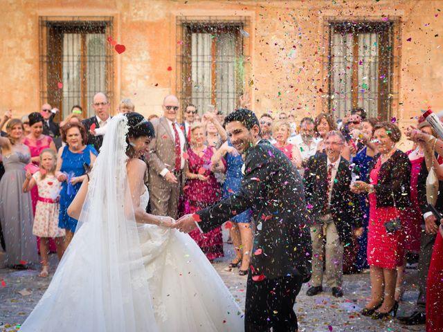 La boda de Alberto y Clara en Elx/elche, Alicante 10