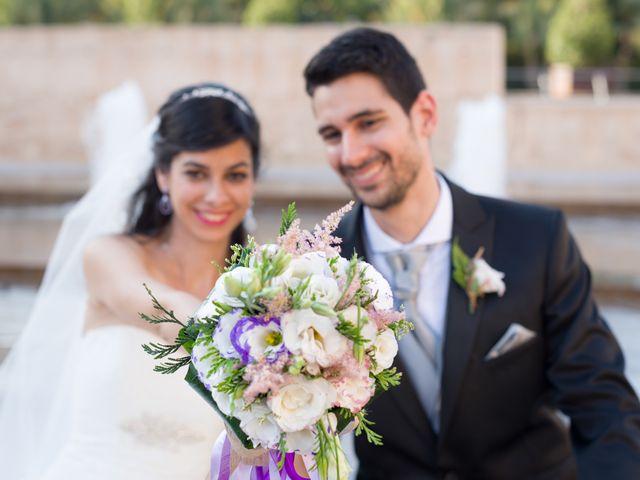 La boda de Alberto y Clara en Elx/elche, Alicante 11