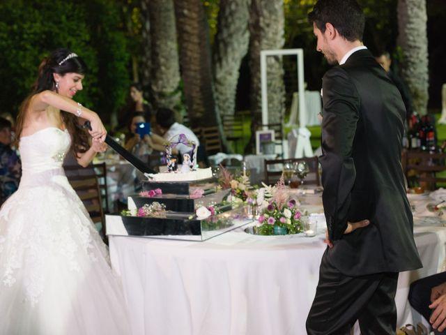 La boda de Alberto y Clara en Elx/elche, Alicante 16