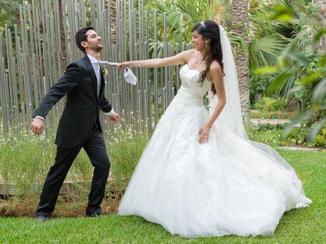 La boda de Alberto y Clara en Elx/elche, Alicante 14