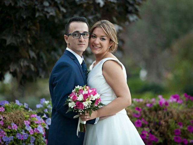 La boda de Beatriz y Rubén