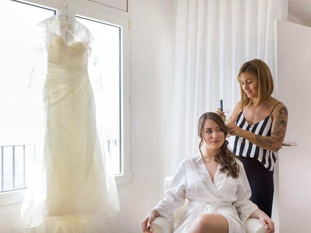La boda de Javi y Marina en Platja D'aro, Girona 14
