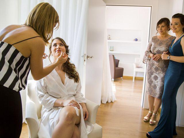 La boda de Javi y Marina en Platja D'aro, Girona 21