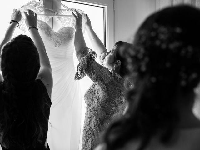 La boda de Javi y Marina en Platja D'aro, Girona 24