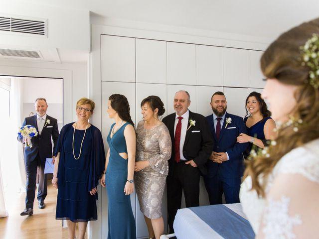 La boda de Javi y Marina en Platja D'aro, Girona 38