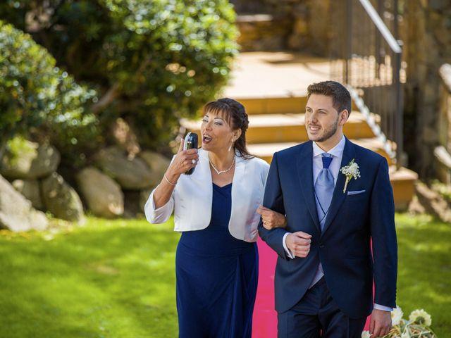 La boda de Javi y Marina en Platja D'aro, Girona 43