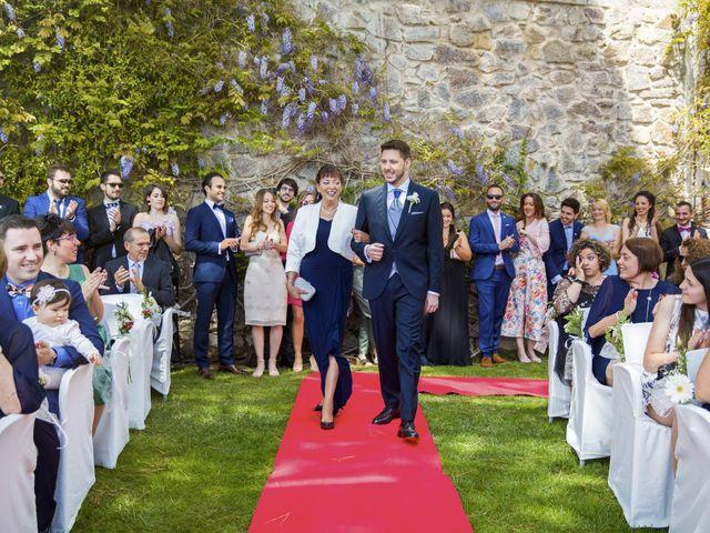 La boda de Javi y Marina en Platja D'aro, Girona 44