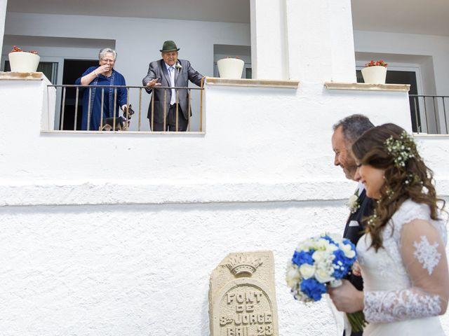 La boda de Javi y Marina en Platja D'aro, Girona 49
