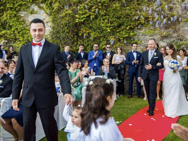 La boda de Javi y Marina en Platja D'aro, Girona 51