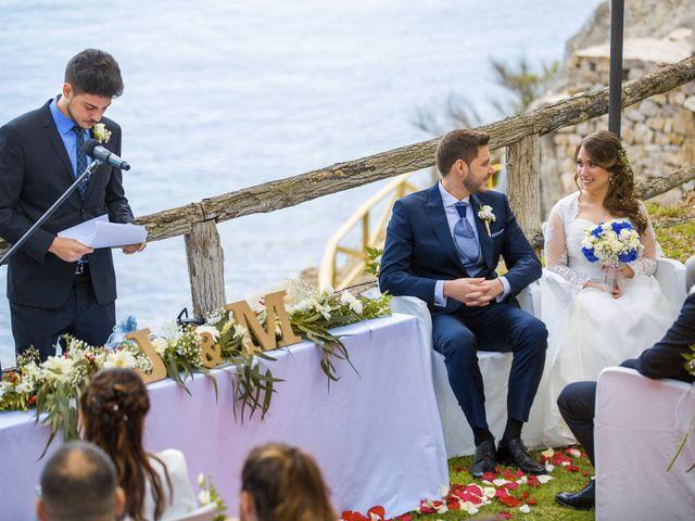 La boda de Javi y Marina en Platja D'aro, Girona 53