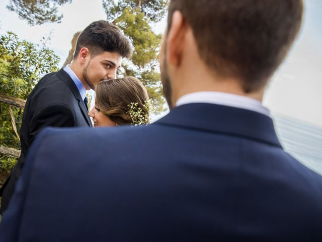 La boda de Javi y Marina en Platja D'aro, Girona 54
