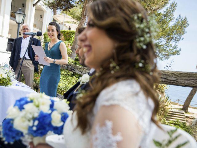 La boda de Javi y Marina en Platja D'aro, Girona 55