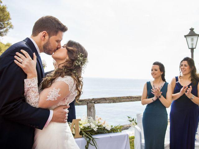 La boda de Javi y Marina en Platja D'aro, Girona 56