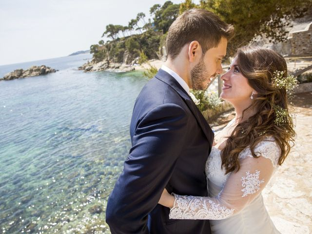 La boda de Javi y Marina en Platja D'aro, Girona 59