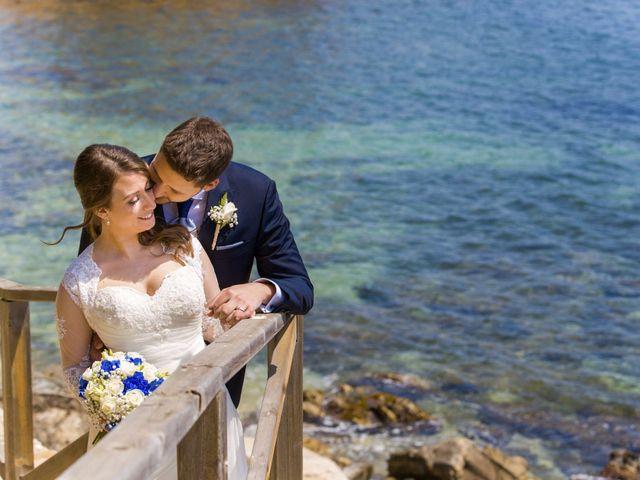 La boda de Javi y Marina en Platja D'aro, Girona 60