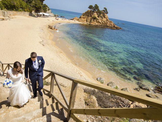 La boda de Javi y Marina en Platja D'aro, Girona 63