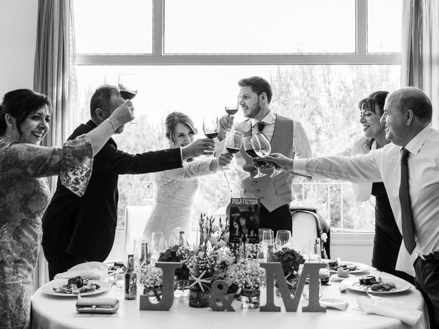 La boda de Javi y Marina en Platja D'aro, Girona 68