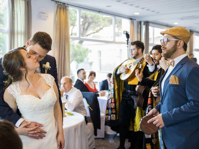 La boda de Javi y Marina en Platja D'aro, Girona 74