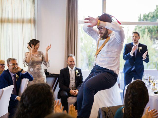 La boda de Javi y Marina en Platja D'aro, Girona 76