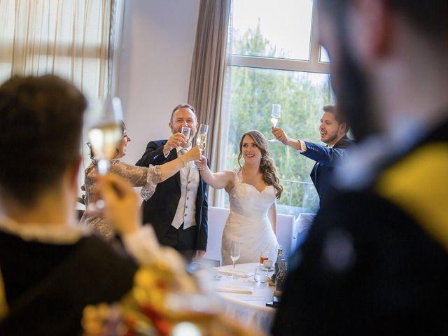 La boda de Javi y Marina en Platja D'aro, Girona 78
