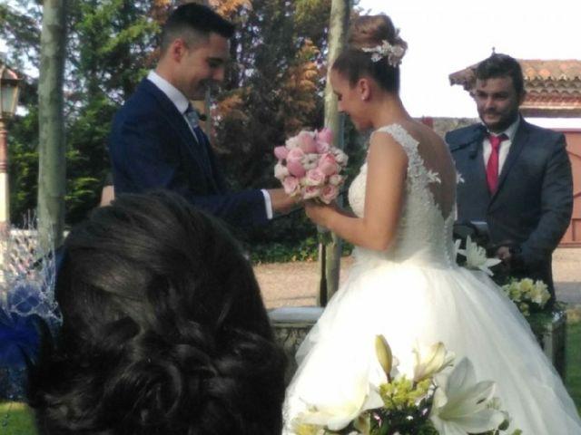 La boda de Sergio  y Ana Belén  en Medina Del Campo, Valladolid 1