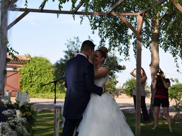 La boda de Sergio  y Ana Belén  en Medina Del Campo, Valladolid 2