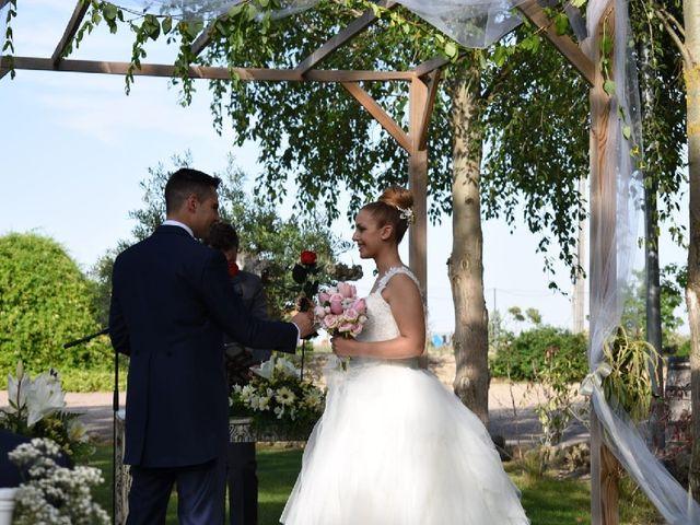 La boda de Sergio  y Ana Belén  en Medina Del Campo, Valladolid 4