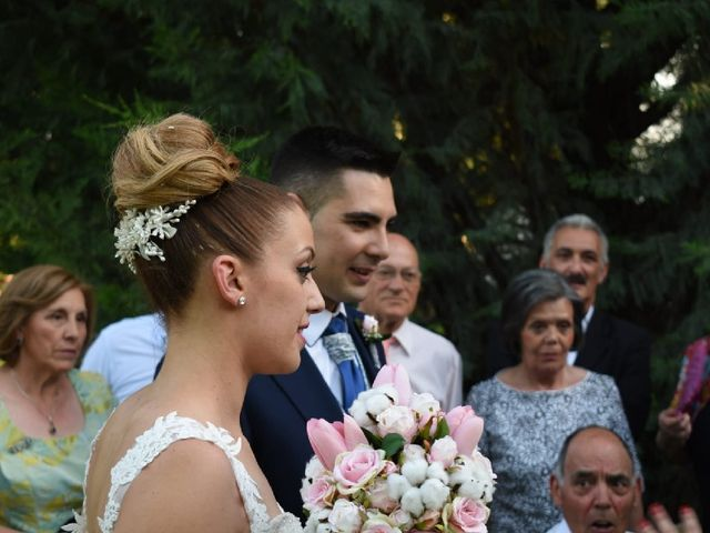 La boda de Sergio  y Ana Belén  en Medina Del Campo, Valladolid 5
