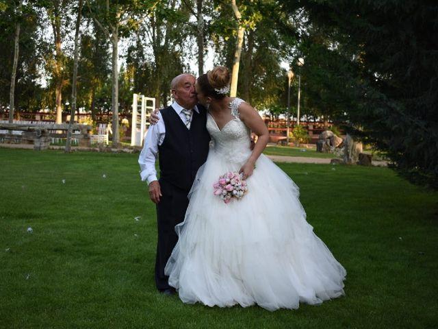 La boda de Sergio  y Ana Belén  en Medina Del Campo, Valladolid 6