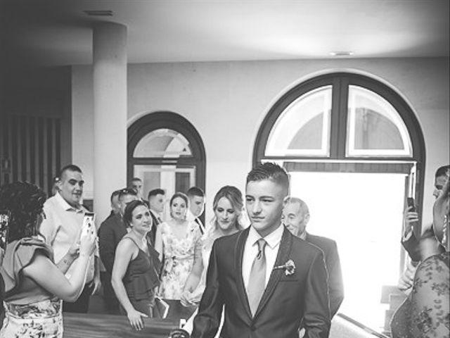 La boda de Veronica y Oscar en Madrid, Madrid 37