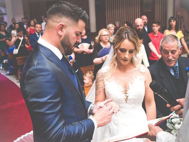 La boda de Veronica y Oscar en Madrid, Madrid 39