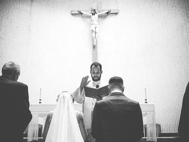 La boda de Veronica y Oscar en Madrid, Madrid 40